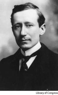 Penemu Radio, Marconi